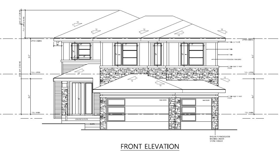 Structerra Homes - 3514 Keswick BV
